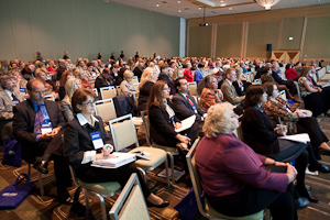 Attendees at the ACCC 28th National Oncology Conference in Seattle